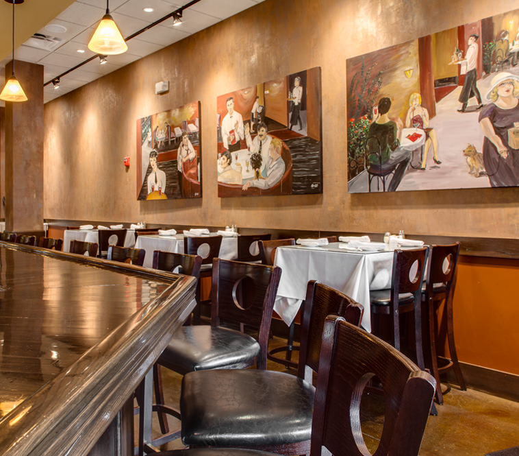 <strong>Carmen's Café<br/>Leawood, Kansas</strong><br/>