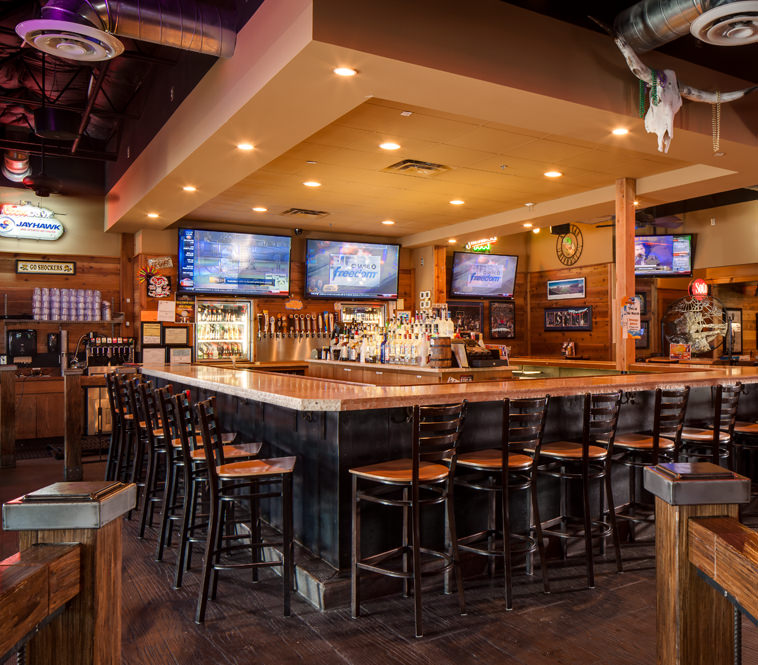 <strong>Johnny's Tavern<br/>Overland Park, Kansas</strong><br/>