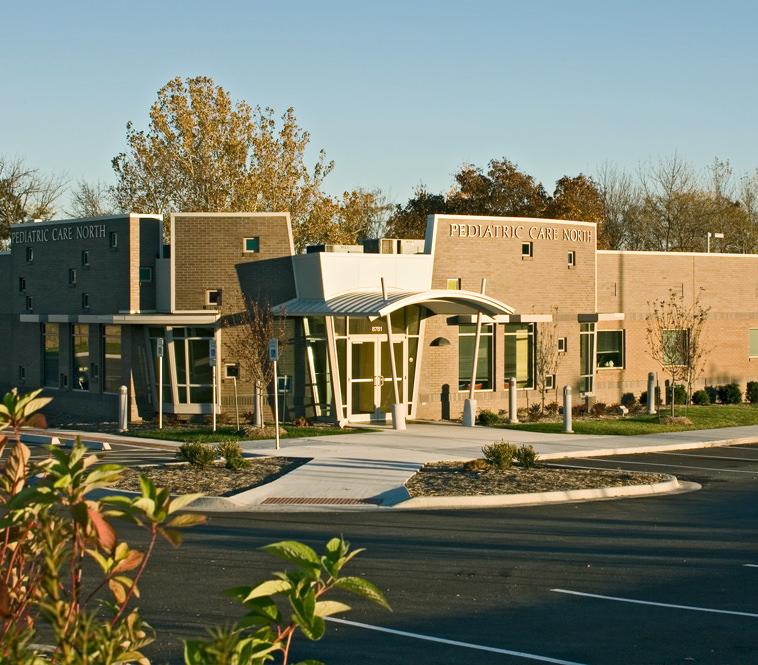 <strong>Pediatric Care North<br/>Kansas City, Missouri</strong><br/>